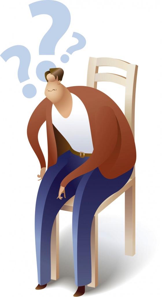 Опасность сидячего образа жизни для мужского здоровья