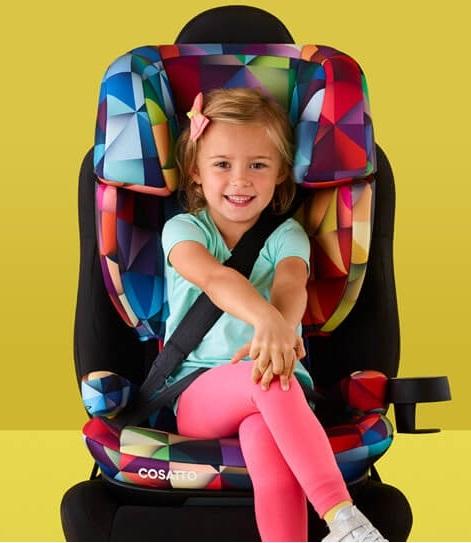 Детские автокресла Cosatto  в наличии в интернет-магазине Мама Любит!
