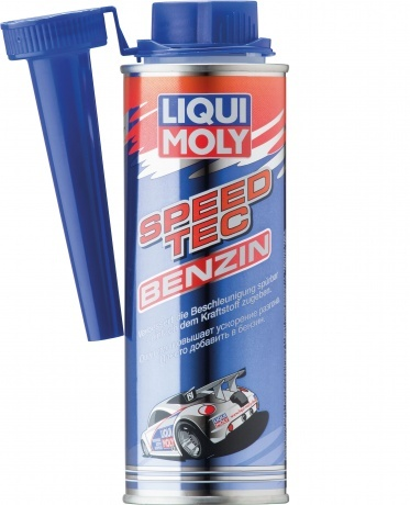 Liqui Moly Speed Tec Присадка в бензин