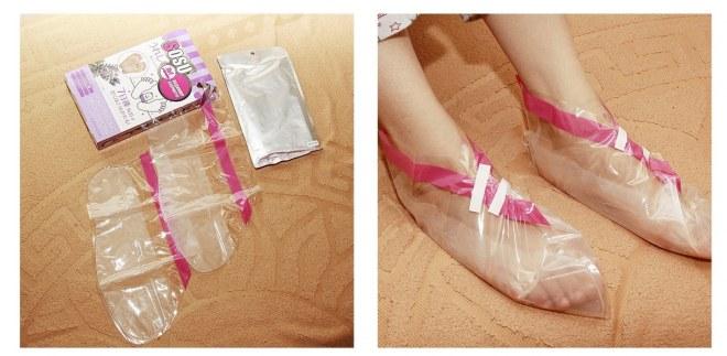 Педикюрные носочки Сосу Sosu