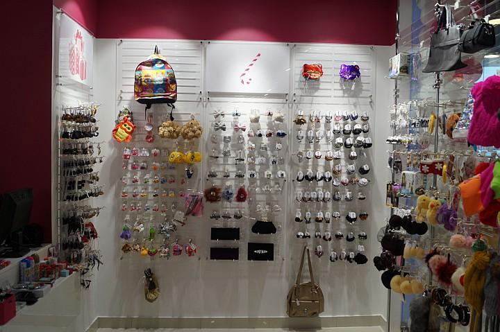 Для магазина бижутерии важно качественное освещение витрин с товаром