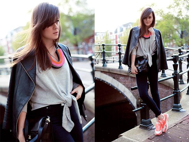 StyleScrapbook в колье от Jennifer Loiselle