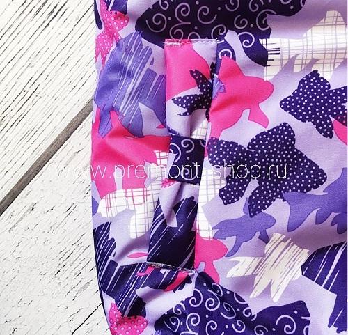 Mazima комплекты для девочек Весна-Осень 2018 Фиолетовый океан