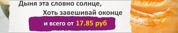 Купить семена Дыни, цена низкая, доставка почтой наложенным платежом по России, курьером по Москве - интернет-магазин АгроБум