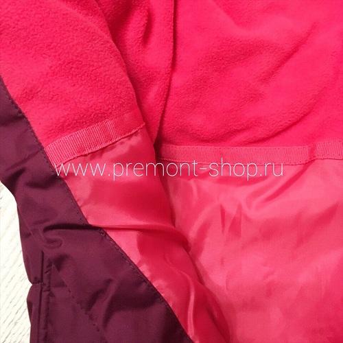 Отсутствие утяжки на пальто Premont