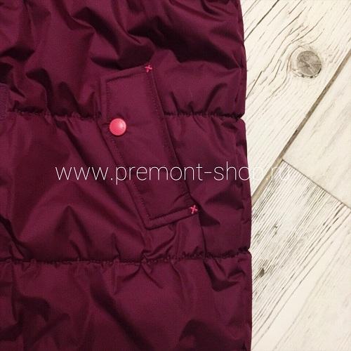 Дизайн пальто Premont Ягодный смузи