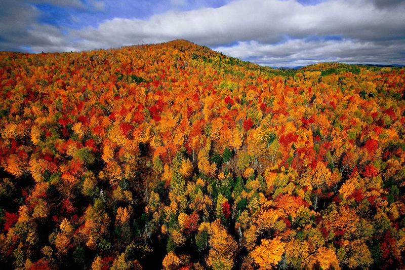 Канада, Хербст осень