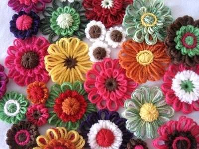 Цветы на Луме Тенерифе