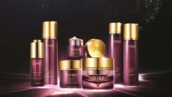 OHui – это самый высокотехнологичный бренд в рейтинге марок корейской косметики от компании LG
