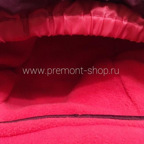 Ветрозащитная шторка на пальто Premont