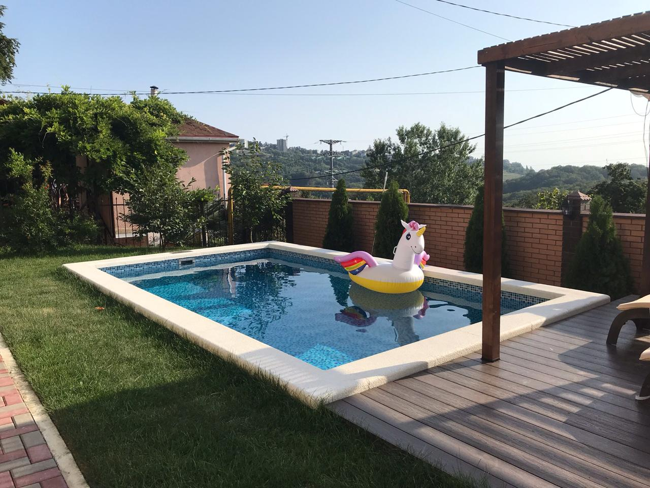 Строительство бассейнов в Сочи под ключ