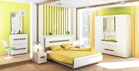 ЛЕОНАРДО Мебель для спальни