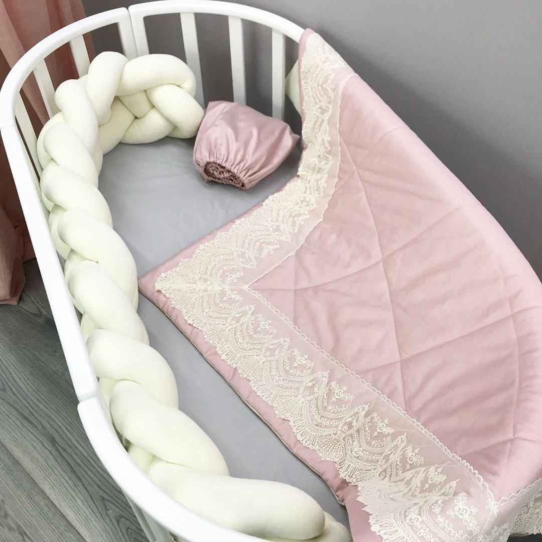 Ткани для бортиков в кроватку