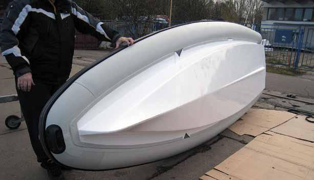 """фото статьи журнала """"Катера и Яхты"""" WinBoat R460F суммируя инновации"""