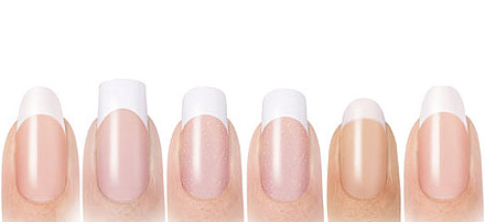 Определяем характер человека по форме его ногтевой пластины.