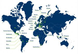 Карта Joma