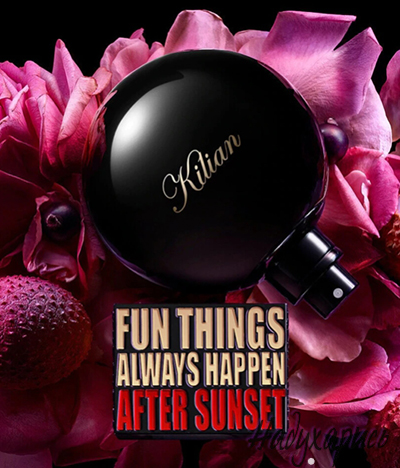 "By Kilian ""Fun Things Always Happen After Sunset"""