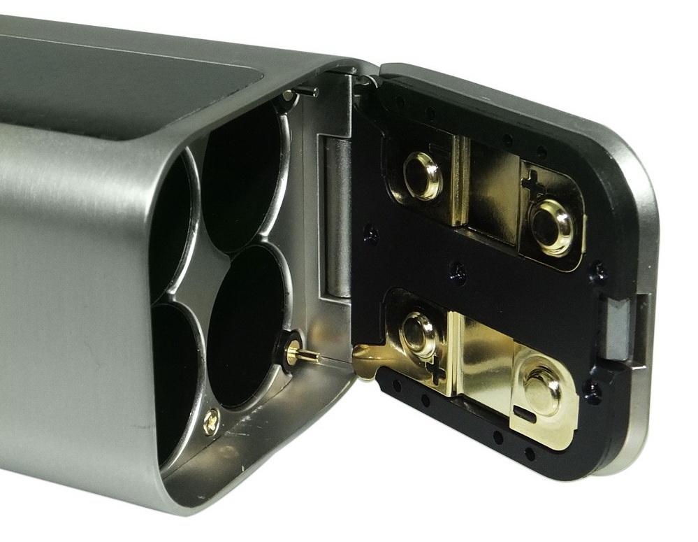 Reuleaux RX300 (батарейный отсек.)