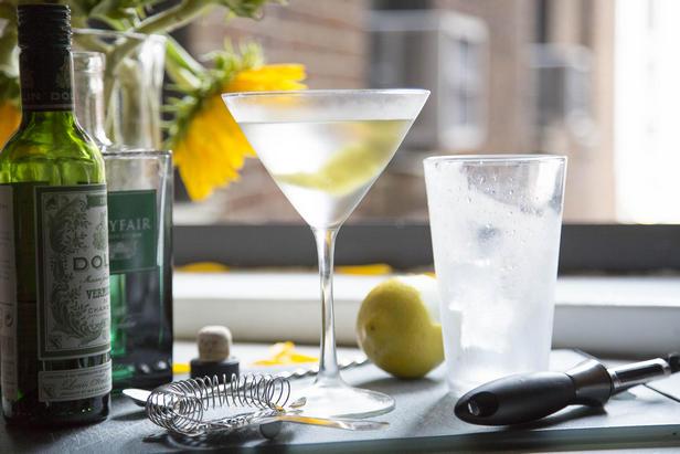 Оригинальные бокалы для мартини