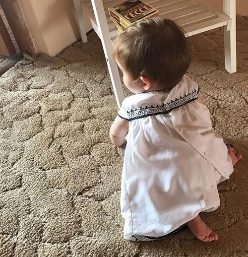 Детское платье Losan для девочек Blue World купить в интернет-магазине Мама Любит!