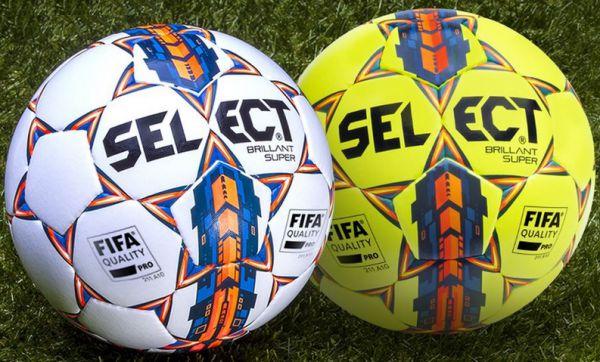 Мячи  футбольные Select Brilliant Super