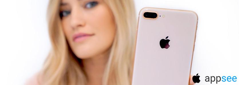iPhone 8 Plus цена