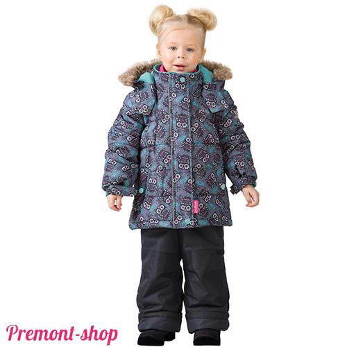 Комплект Premont для девочек Совы Квебека