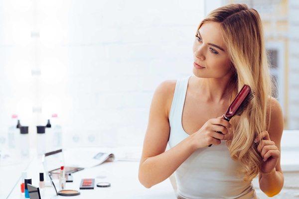 6 способов: Как предотвратить статичность волос!