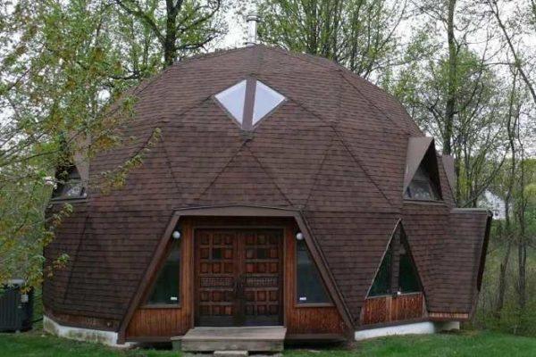 купольный дом рф