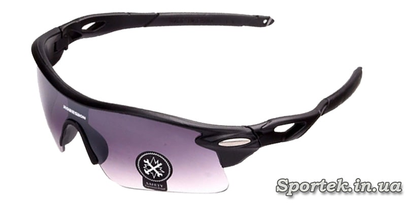 Велосипедні окуляри з градієнтними лінзами
