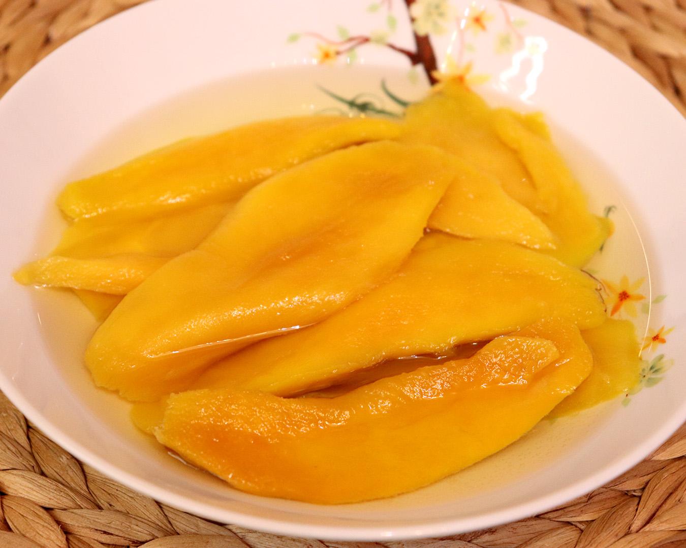 манго сушёное натуральное