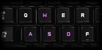 Многоклавишные сочетания: 26 клавиш