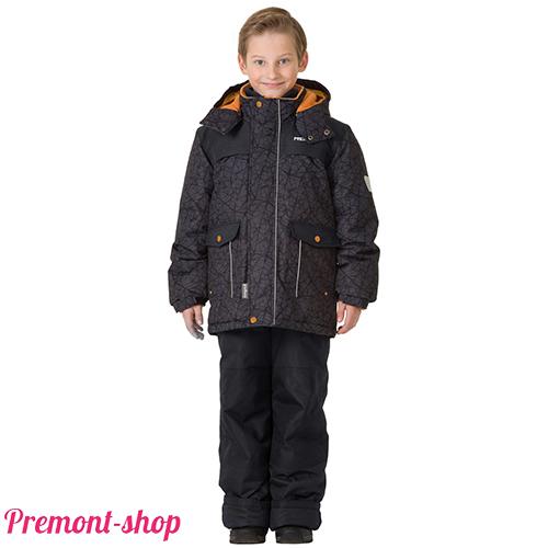 Комплект Premont для мальчиков Блэк Графит