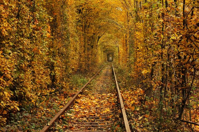 тунель любви украина
