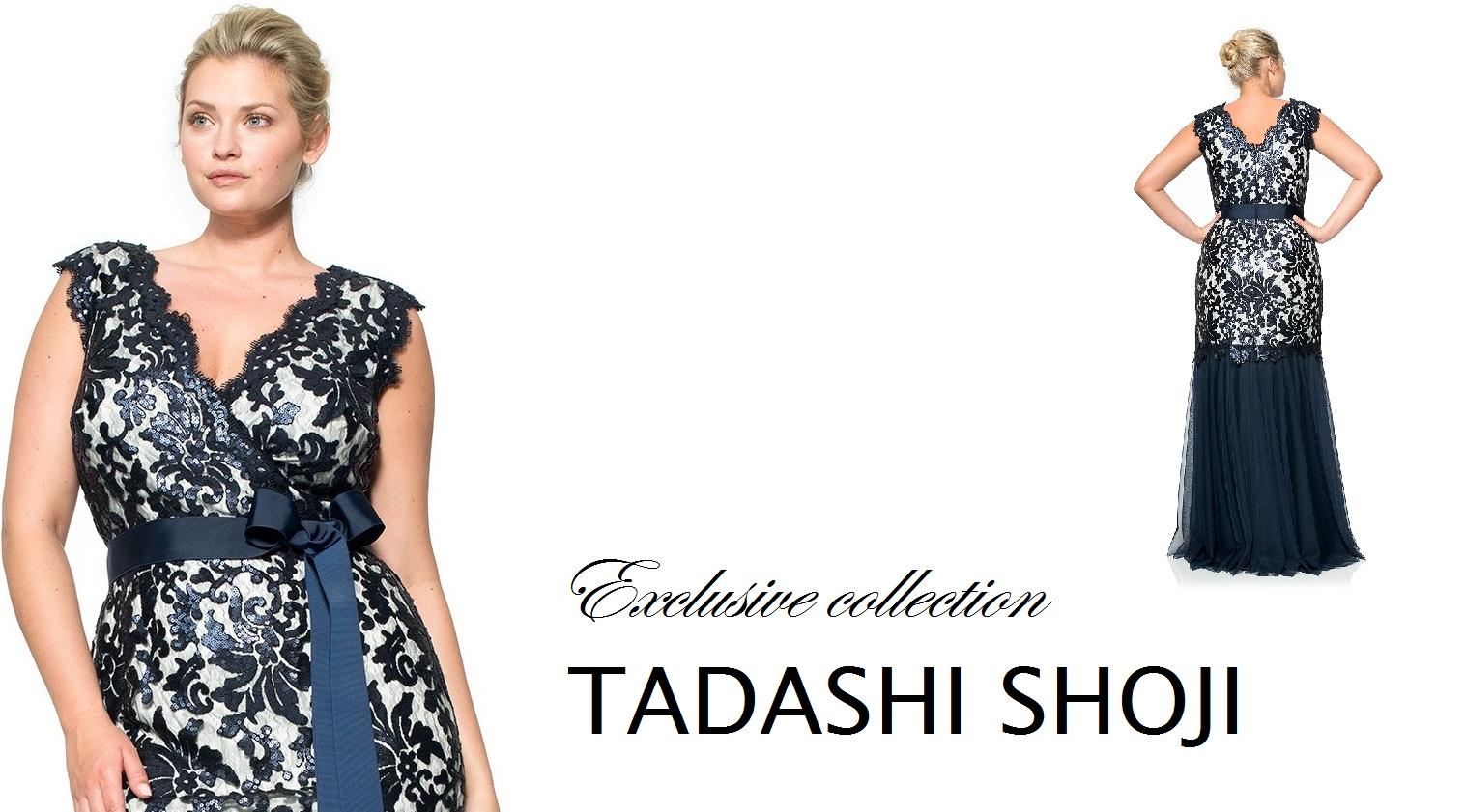 9cd88788b6d Эксклюзивные коллекции платьев больших размеров