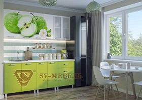 ЯБЛОКИ Мебель для кухни