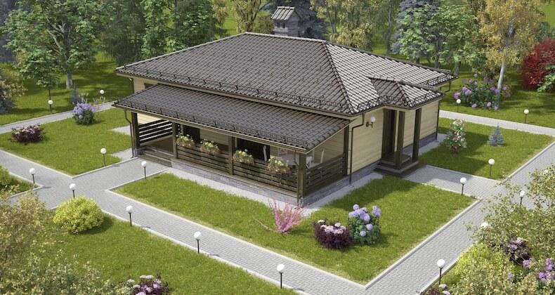 Блог об архитектуре и строительстве