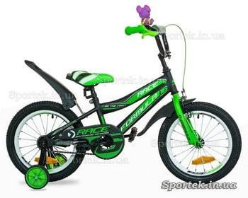 Детский велосипед Formula Race для мальчиков и девочек 3-7 лет