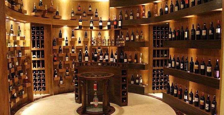 Многие вина в магазине представлены в единственном экземпляре