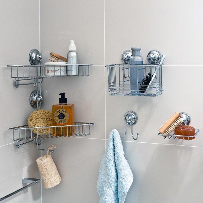 Оригинальные аксессуары для ванной комнаты