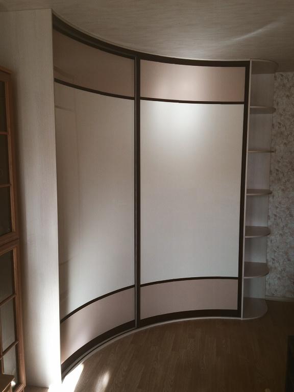 форма шкафа из массива