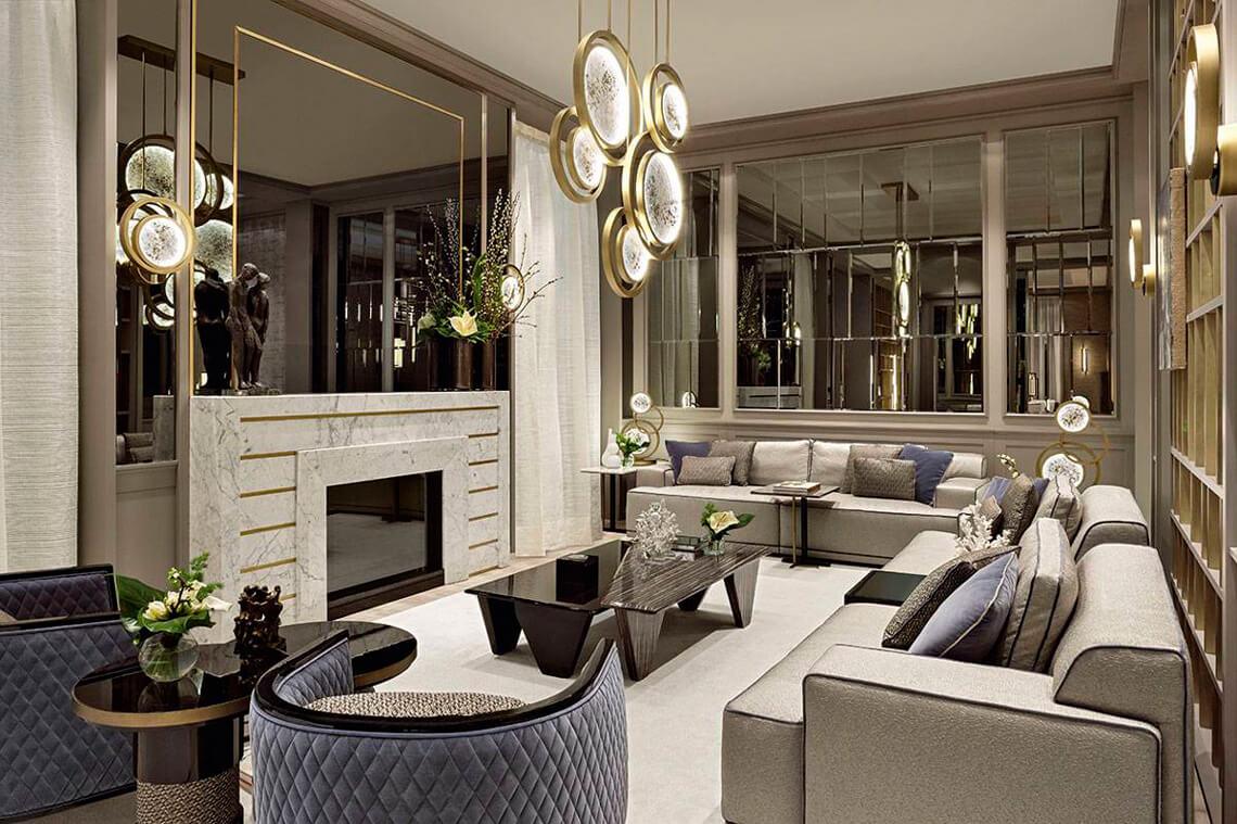 Идеальный дизайн интерьера — это дизайн вашей мечты.