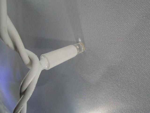 Провод гирлянды Бахрома LED 5  метров