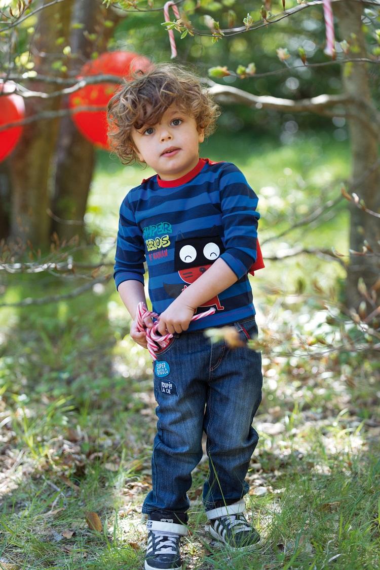 """Коллекция детской одежды """"La compagnie des petits - В компании детей"""", Франция"""