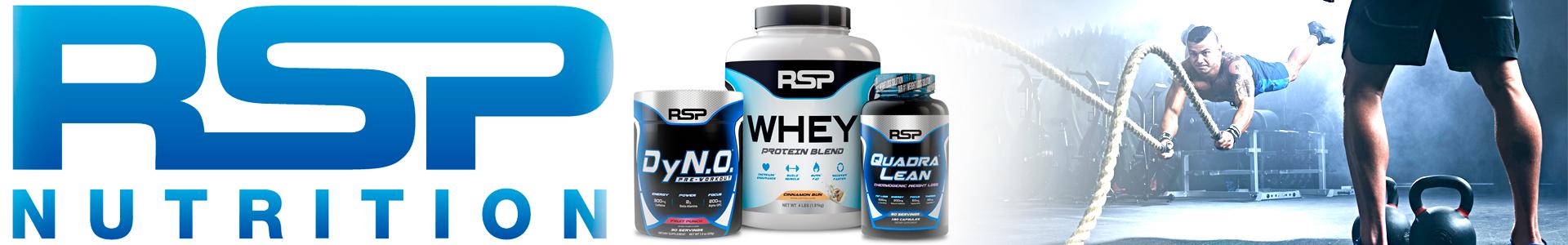 Спортивное питание RSP Nutrition - Купить по лучшим ценам от производителя - Прямые поставки из США