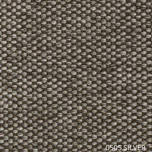 Ткань АЗУР - серебряный цвет