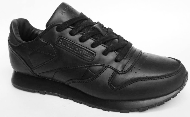 Reebok_Leather_Black