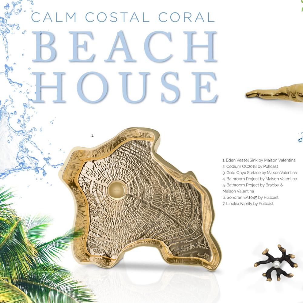 Calm Costal Coral