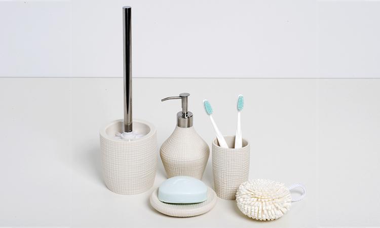 Коллекция аксессуаров для ванной WasserKRAFT Dinkel