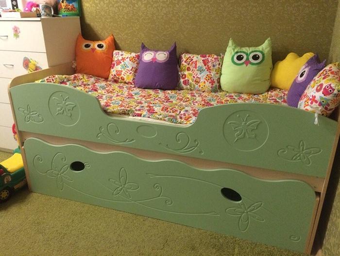 выкатная кровать омега 11
